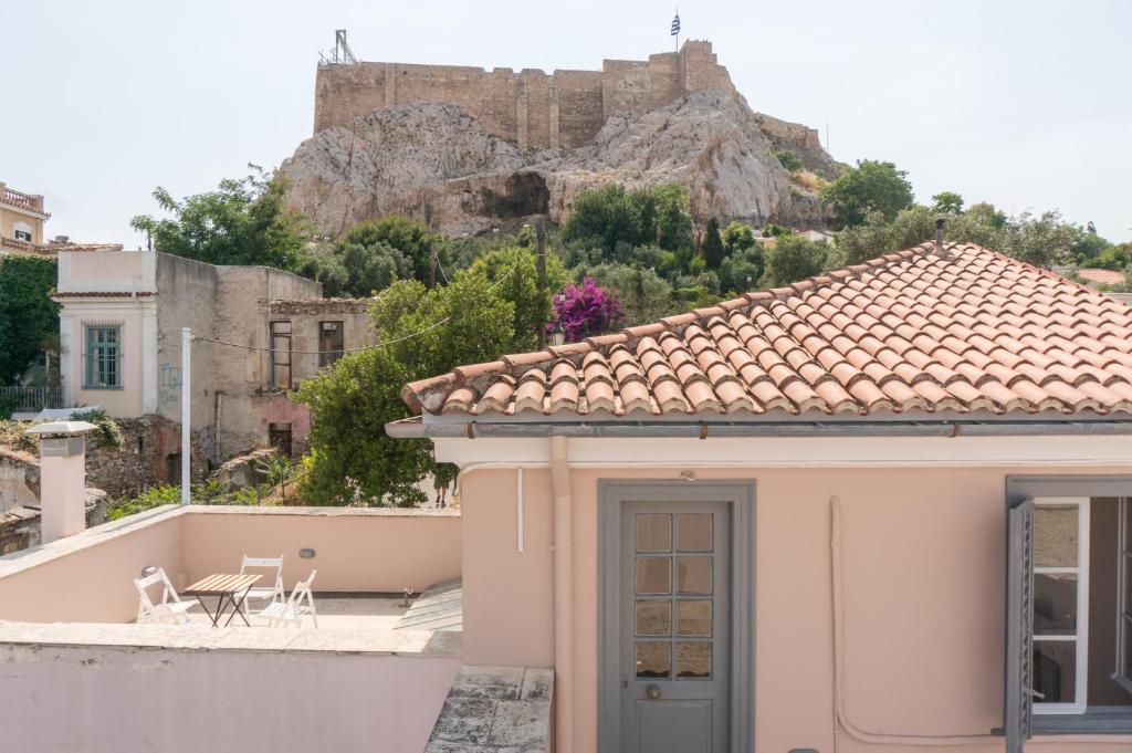 Acropolis view Lodge in Plaka