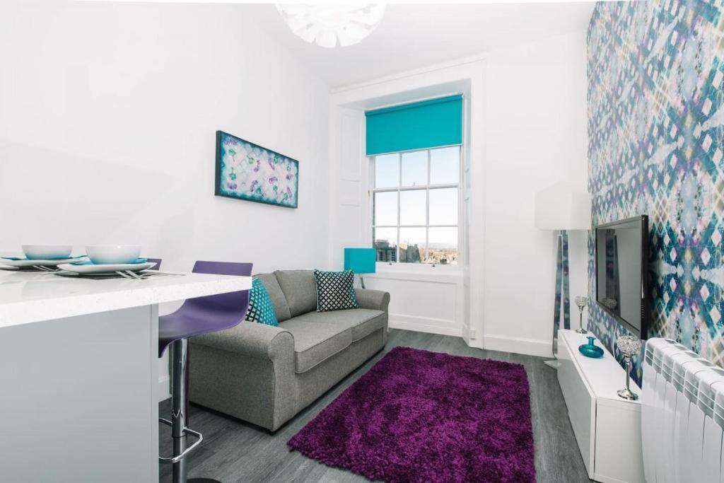 ALTIDO Picardy Place - Perfect City Centre Apartment