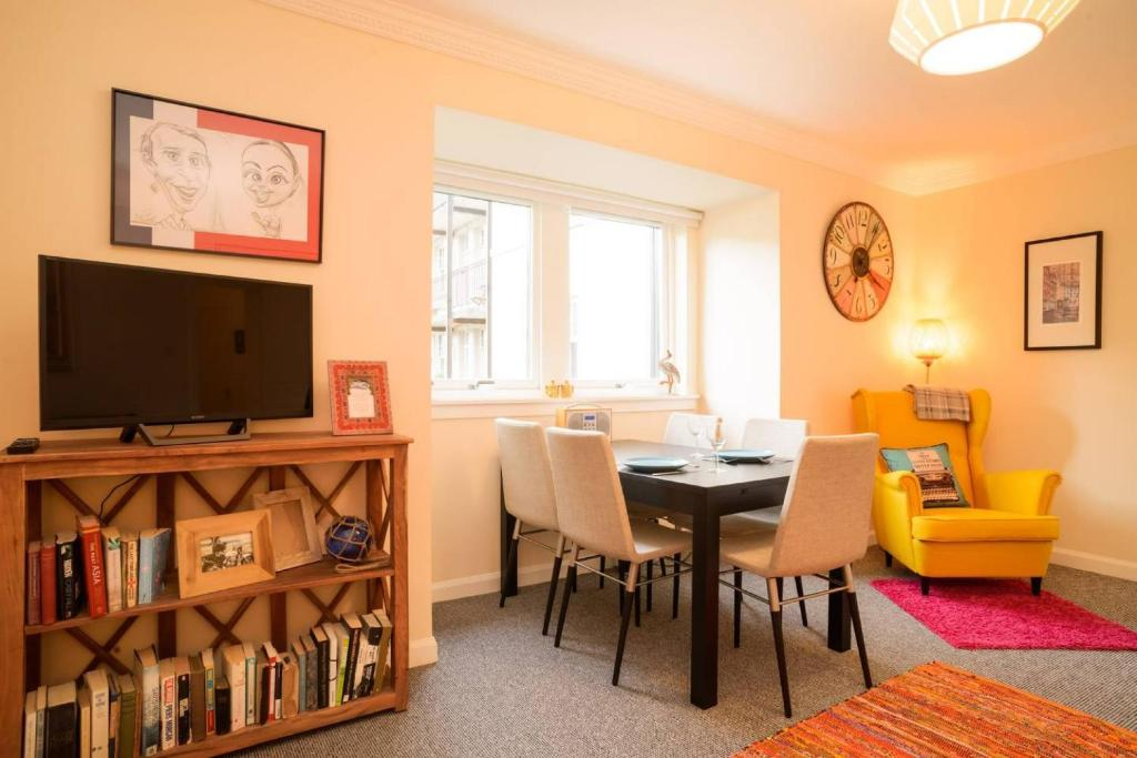 ALTIDO Royal Mile Apartment with Free Parking!