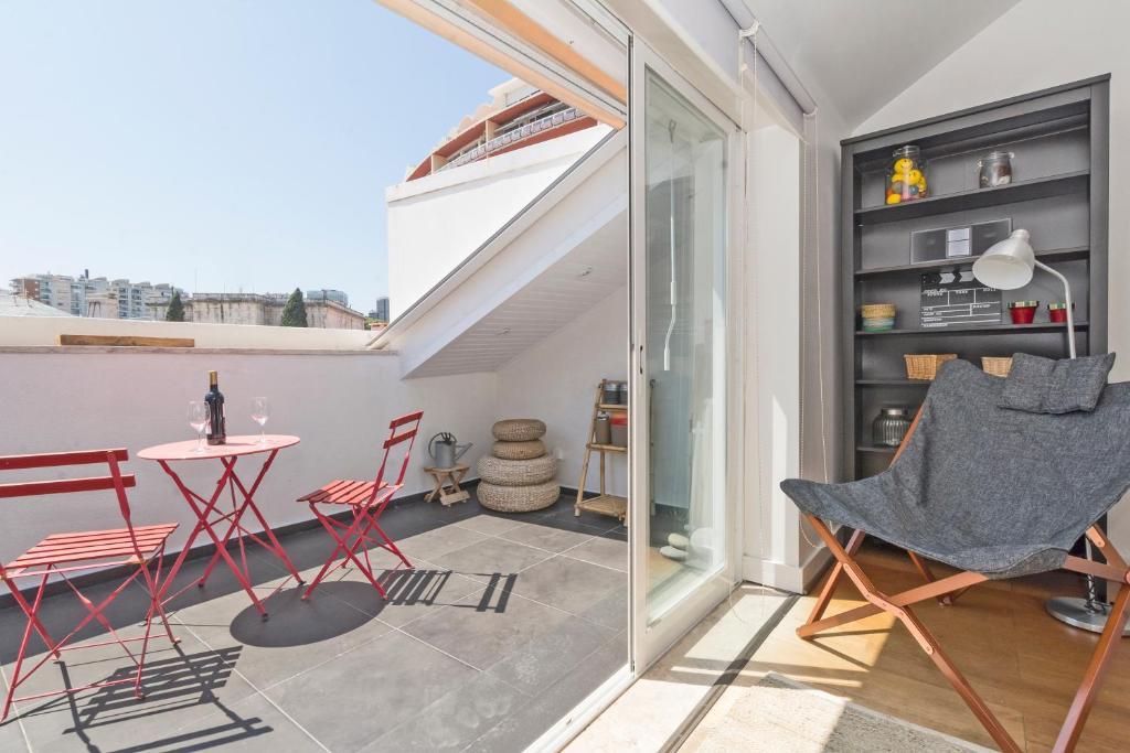 Rato Sunny Terrace