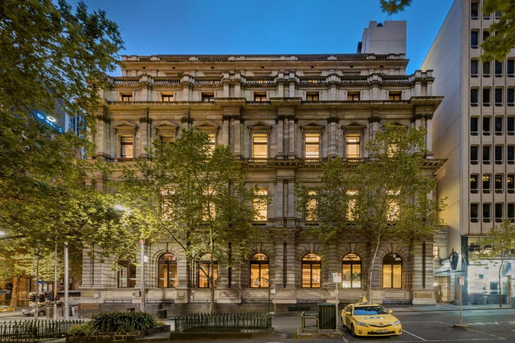 Treasury on Collins Apartment Hotel