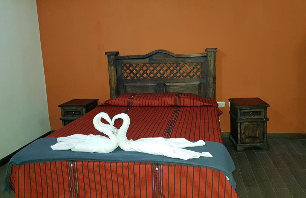 Standard Double Room Posada de Don Porfirio