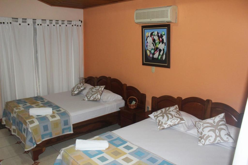 Double Room Hotel y Restaurante Las Tablitas
