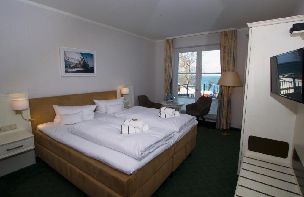 Hotel wilhelmsh he elmenhorst lichtenhagen viamichelin for Warnemunde familienzimmer
