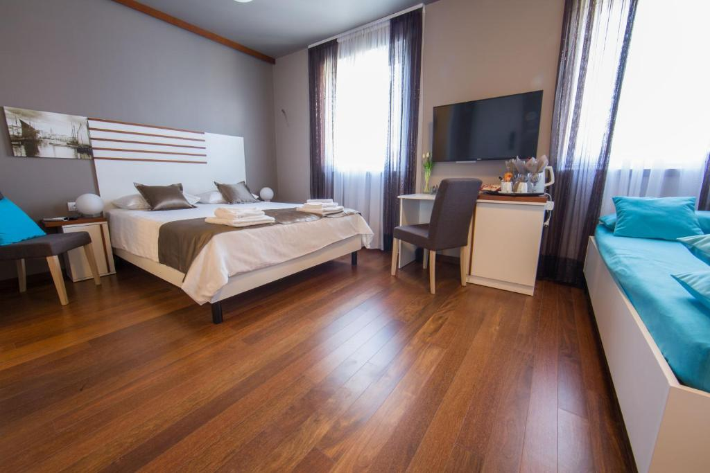 Luxury Rooms and Apartment Silente Bacvice