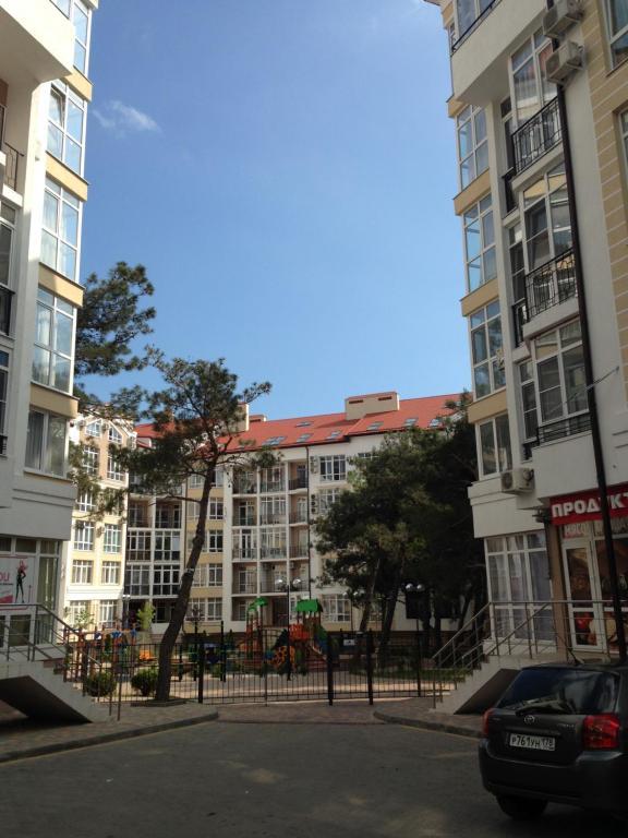 Apartment on Turisticheskaya