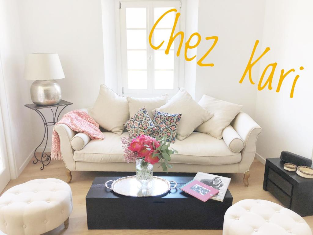 Chez Kari-top location in charming old town