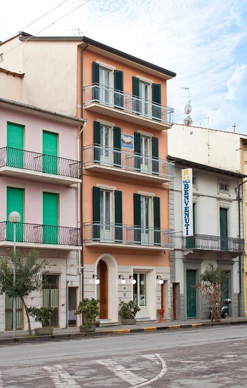 Villa Benvenuti Viareggio Recensioni
