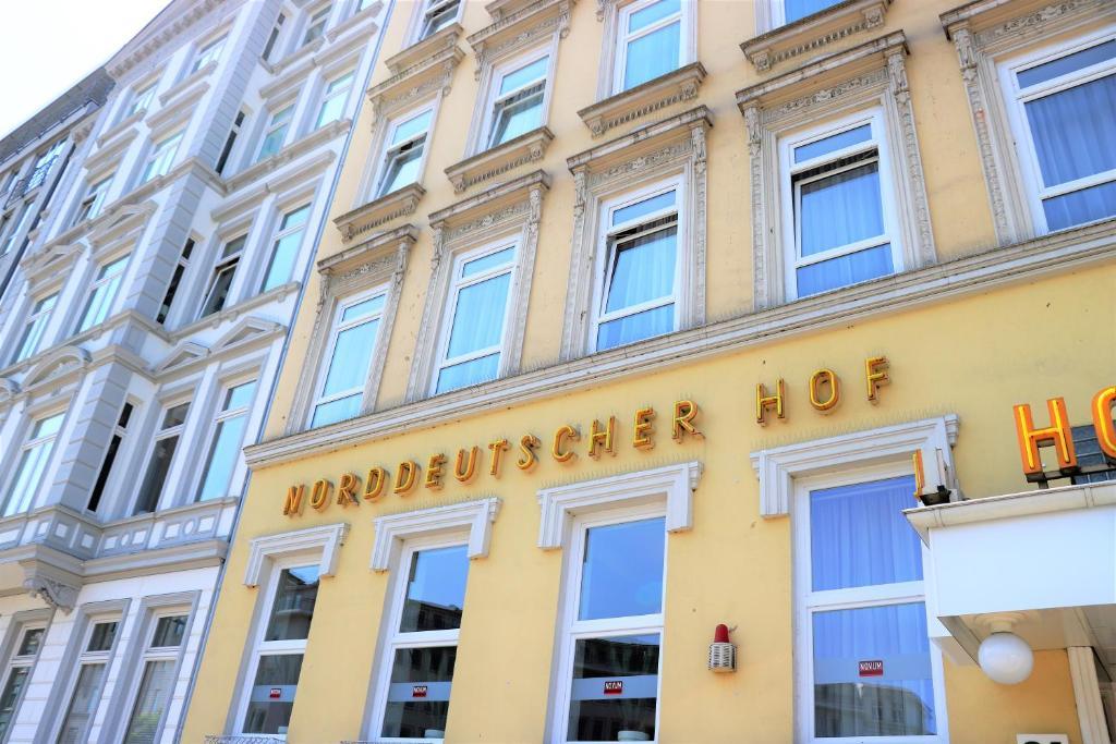 Novum hotel norddeutscher hof hamburg hamburg for Nl hotel hamburg