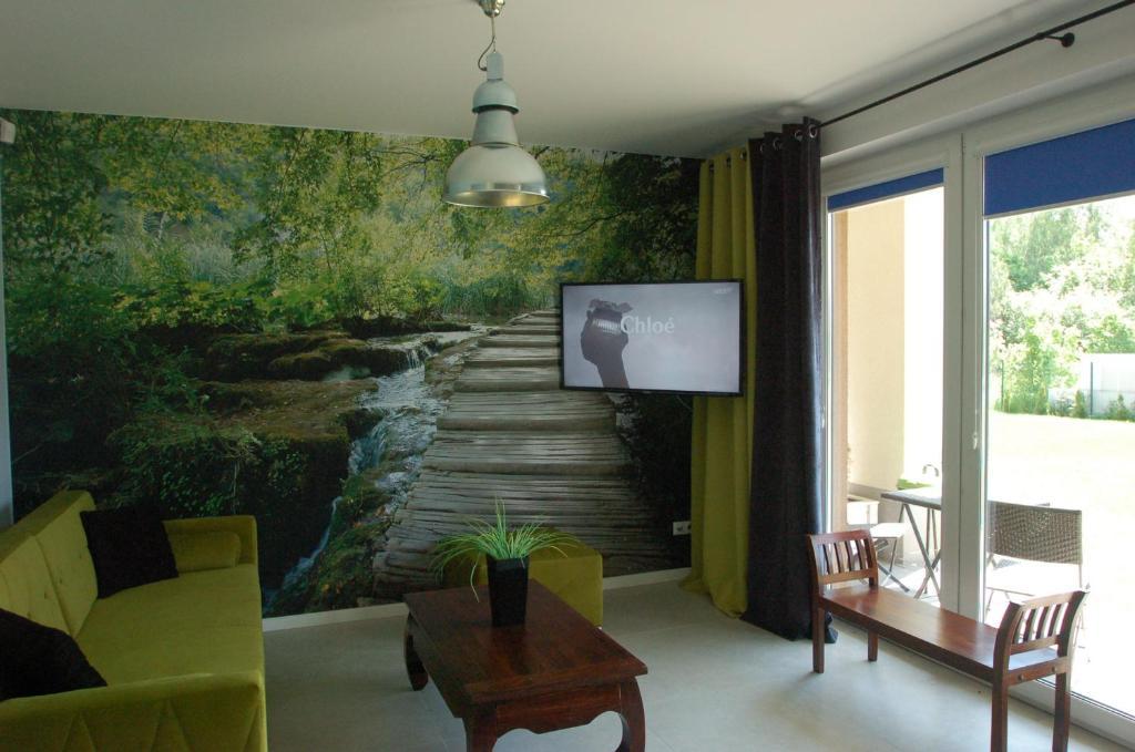 noclegi Gdańsk Słoneczne Tarasy I - M & K Apartamenty