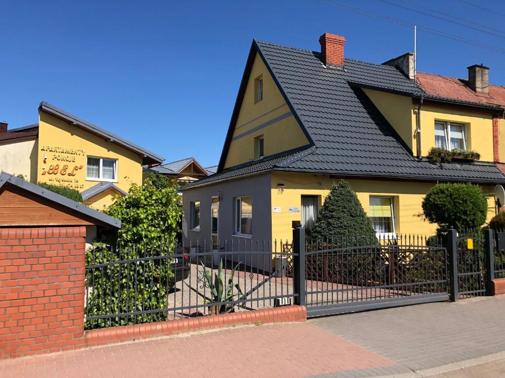noclegi Władysławowo Dom wczasowy Bel