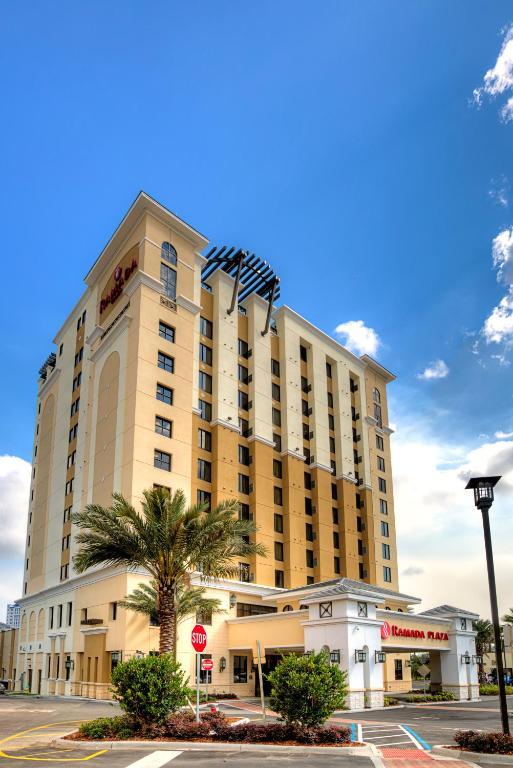 Ramada Plaza By Wyndham Orlando Resort Amp Suites Intl Drive