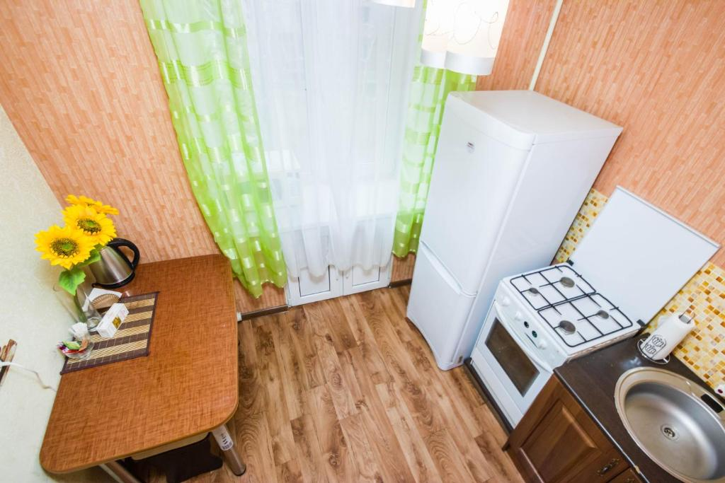 شقة Apartment on 50 let Oktyabrya 51 TyumGNGU