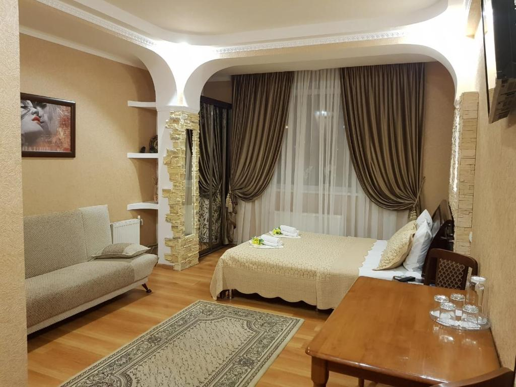 Small accommodation facility Guest house Zolotaya Milya