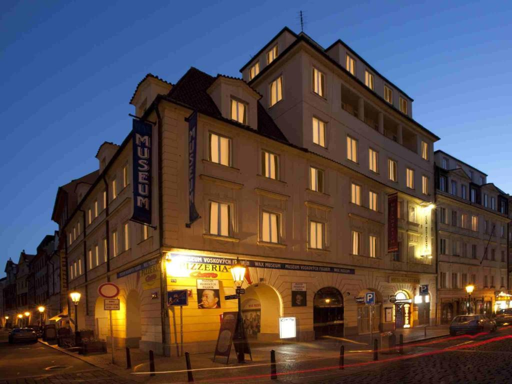 Hotel Melantrich Praga Booking