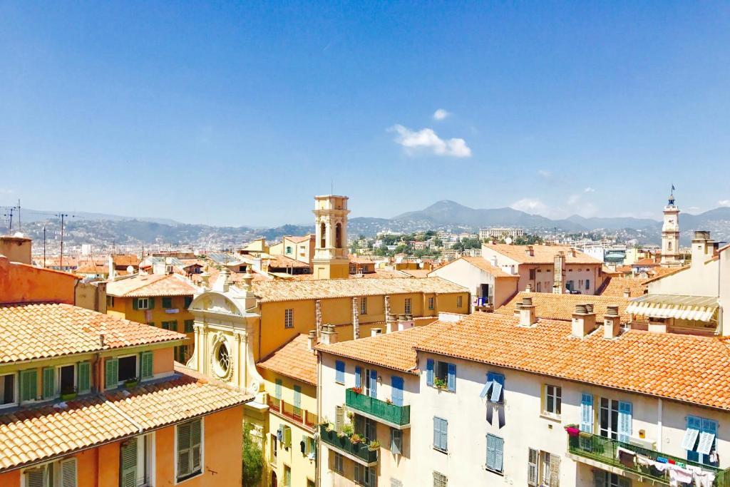 Vieux Nice Panoramique!