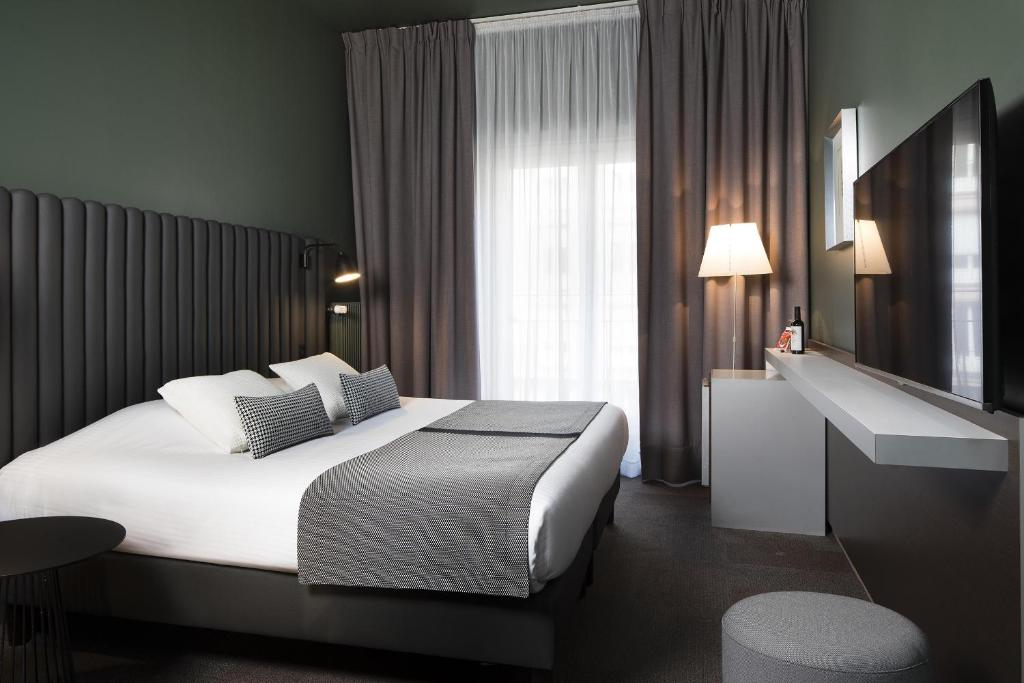 Standard Double Room Hotel Diana Dauphine