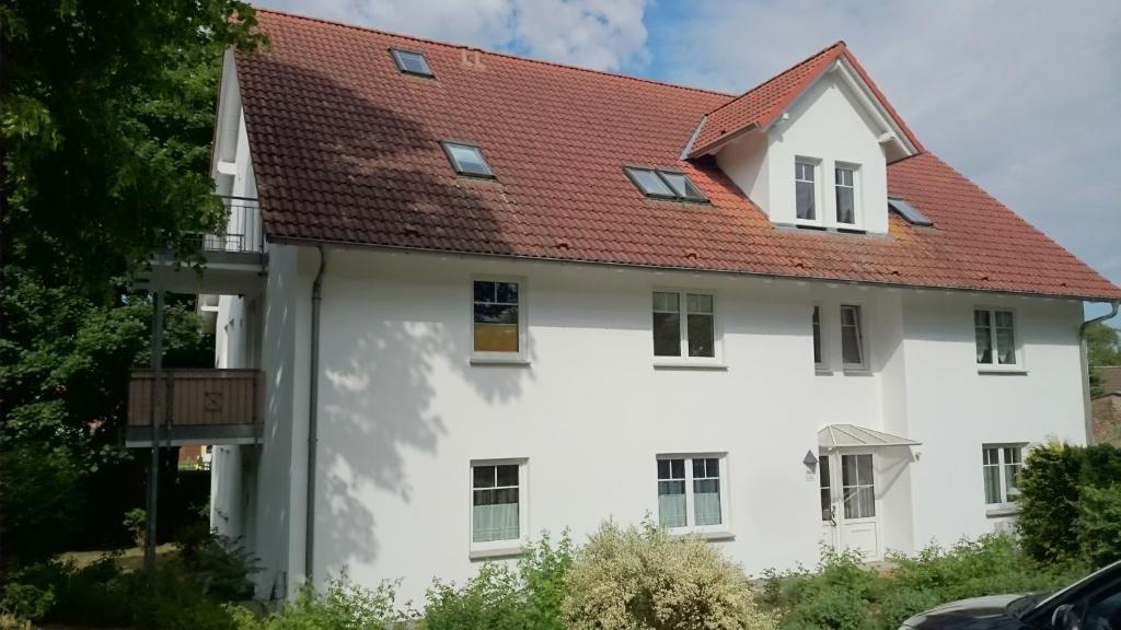 Ostseequartett Whg 5, Zinnowitz, Apartment in Zinnowitz