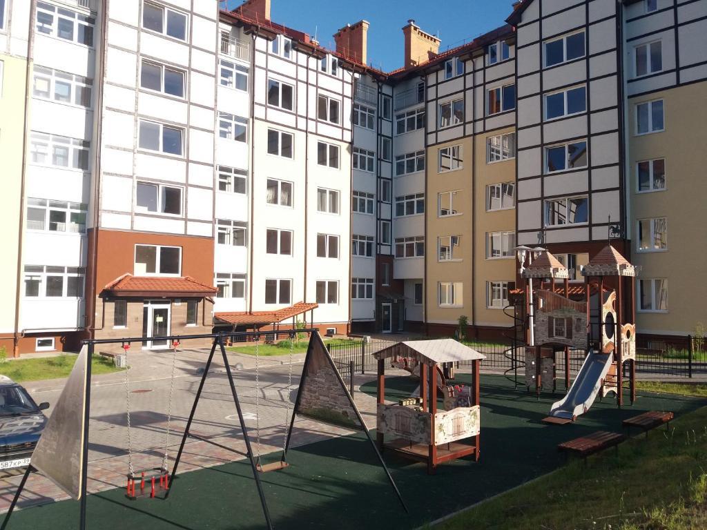Liubimyye Apartamenty