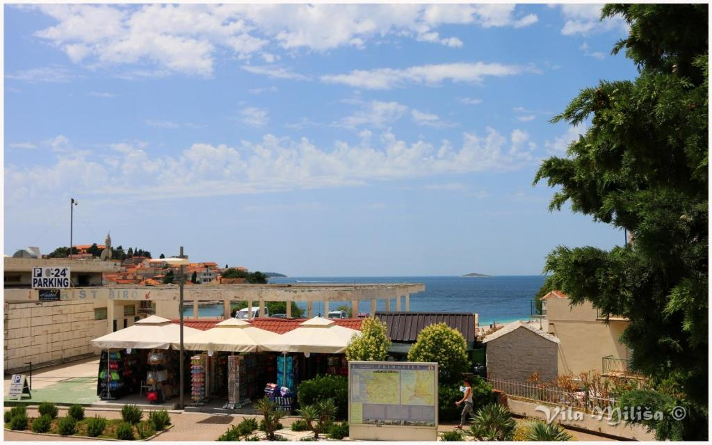 Sibenik Primosten Route Planner Distance Time And Costs