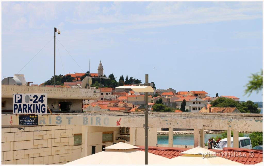 Sibenik Primosten Route Planner Distance Time And Costs Viamichelin
