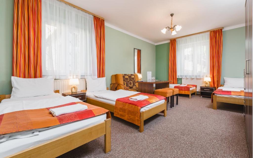 noclegi Kraków Hostel Biały Dom