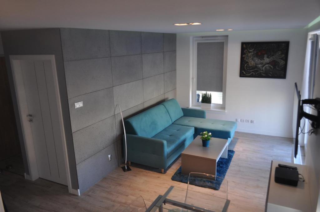 noclegi Kołobrzeg Apartament Shadow Grey