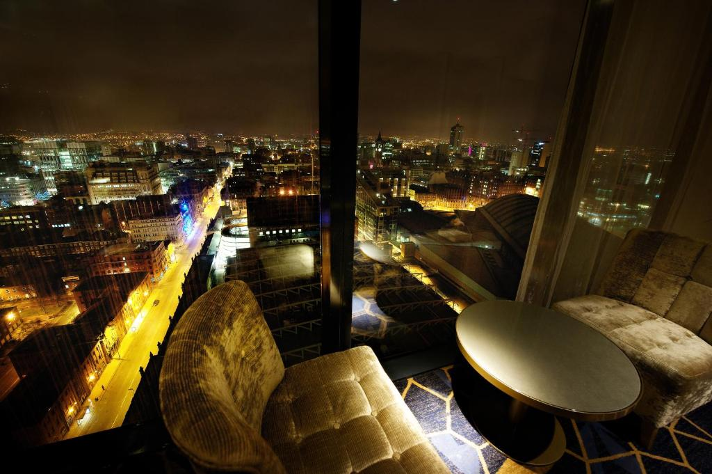 Manchester Hotels Deansgate Area
