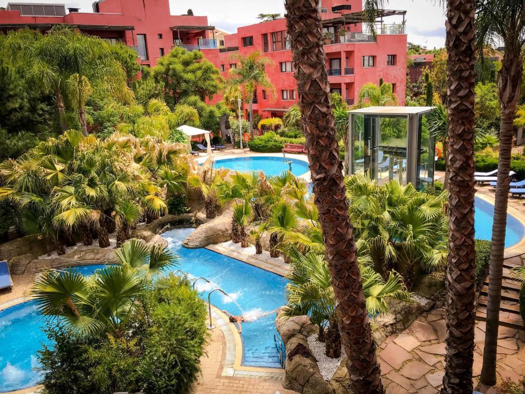 Hotel blancafort spa termal la garriga informationen und buchungen online viamichelin - Piscinas la garriga ...