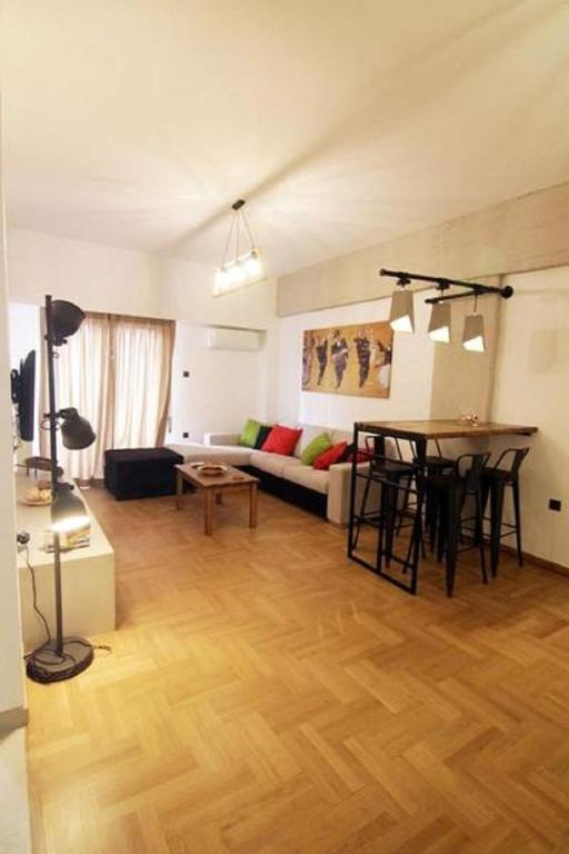 Luxury Acropolis Suite