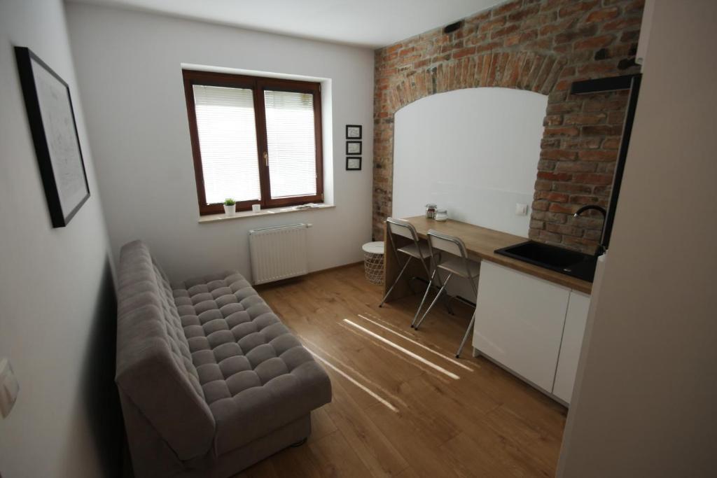 noclegi Kraków Modern apartment near the royal castle & ICE