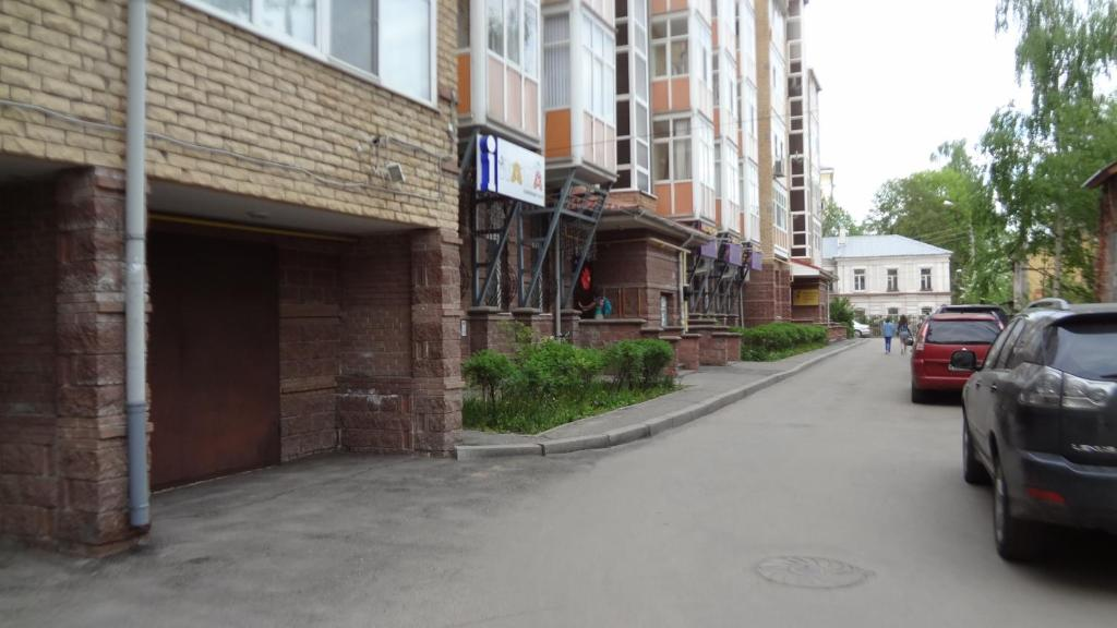Двухуровневые апартаменты у Кремля