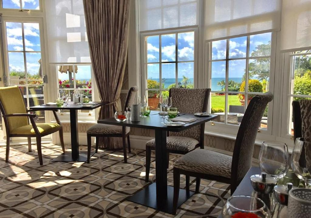 Miramar Hotel Bournemouth Menu