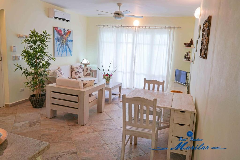 One-Bedroom Apartment Hotel Residence Marilar