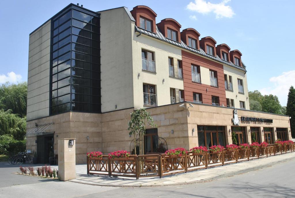 noclegi Kraków Hotel Zakliki