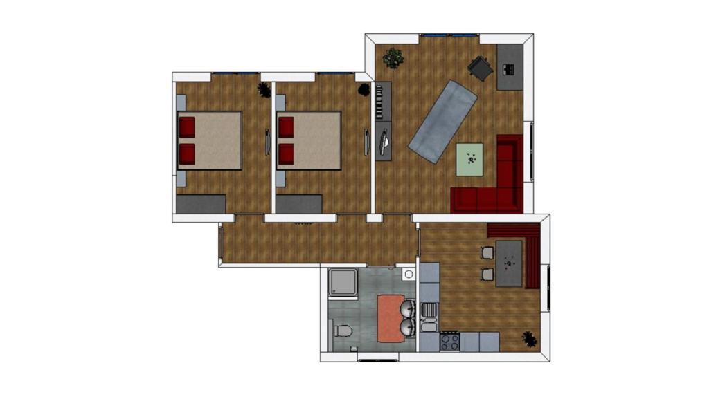 Pension Appartement Lanzer, 9062 Moosburg