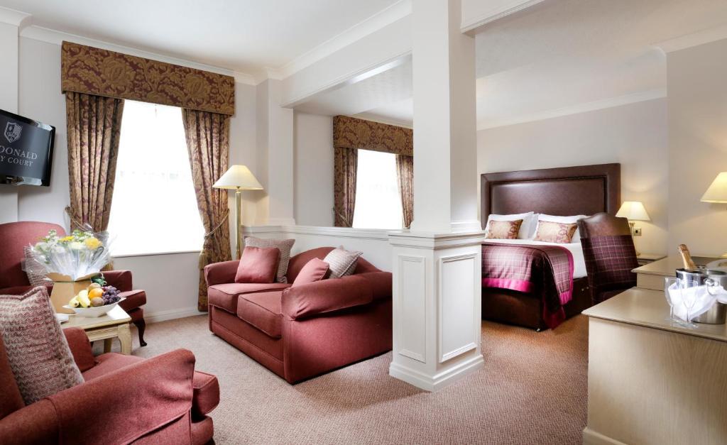 Kilhey Court Hotel Spa