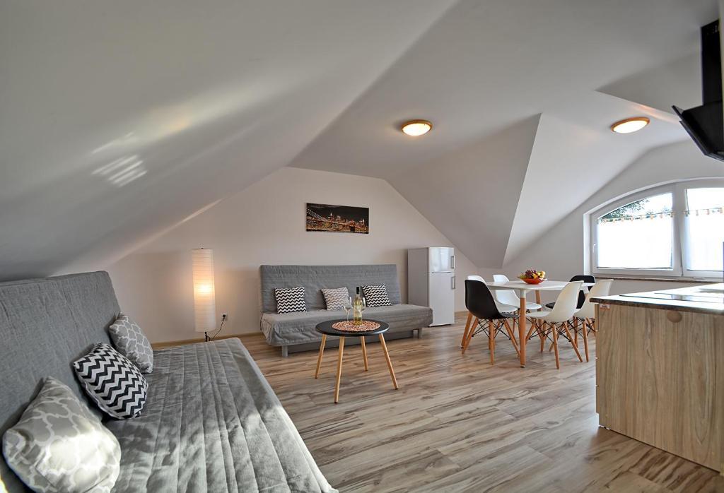 noclegi Polańczyk Apartament Biały Dom