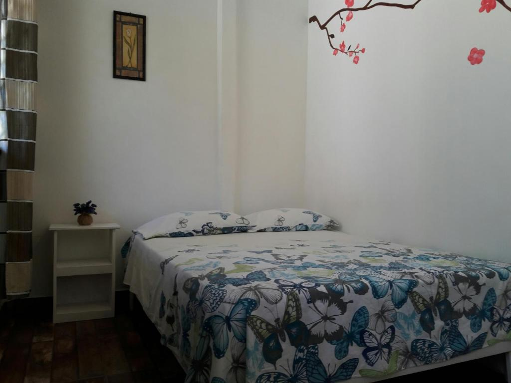 Standard Double Room with Shared Bathroom Casa Rio