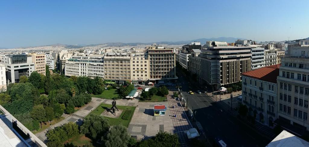 Athens Center Panoramic Flats