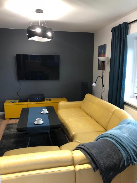 noclegi Gdynia Apartament Orłowski z tarasem