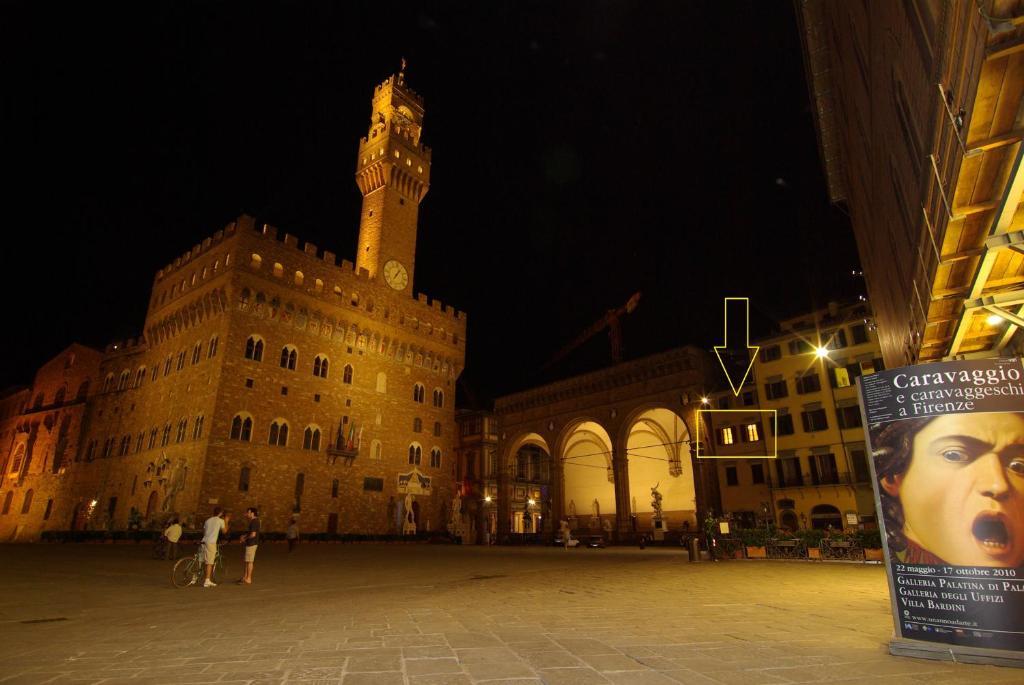 Piazza Signoria 1, apartment