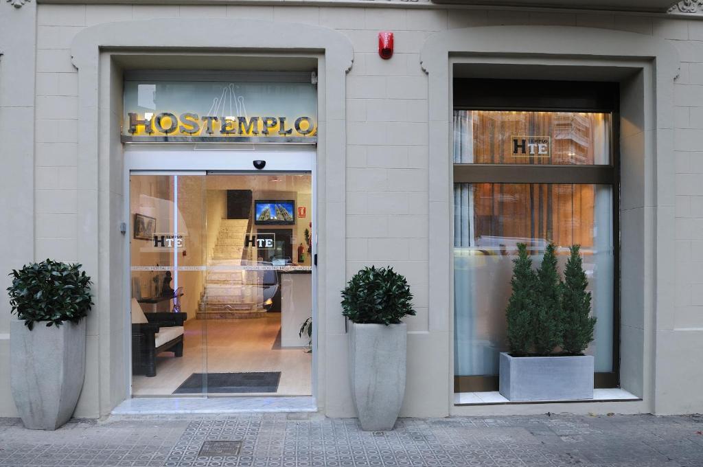 Hotel Hostemplo Barcelona