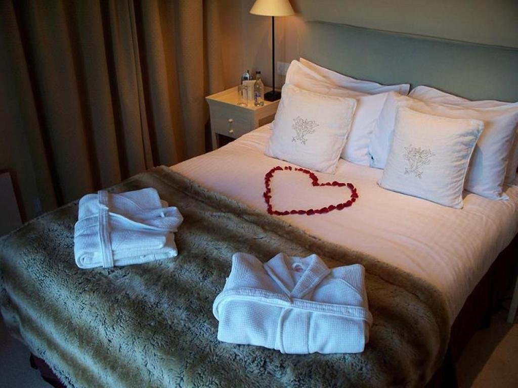 Executive Double or Twin Room with Romantic Package