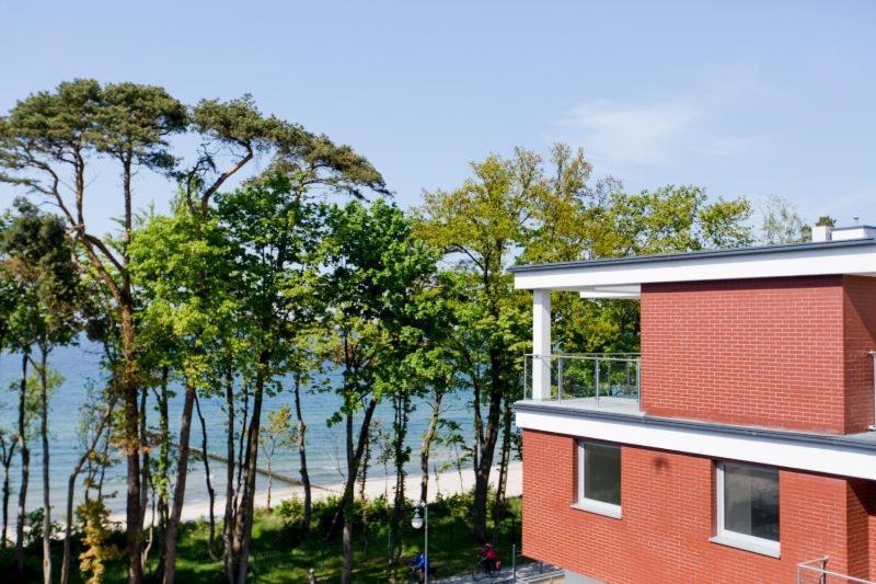 noclegi Rewal Resort Apartamenty Klifowa Rewal 10