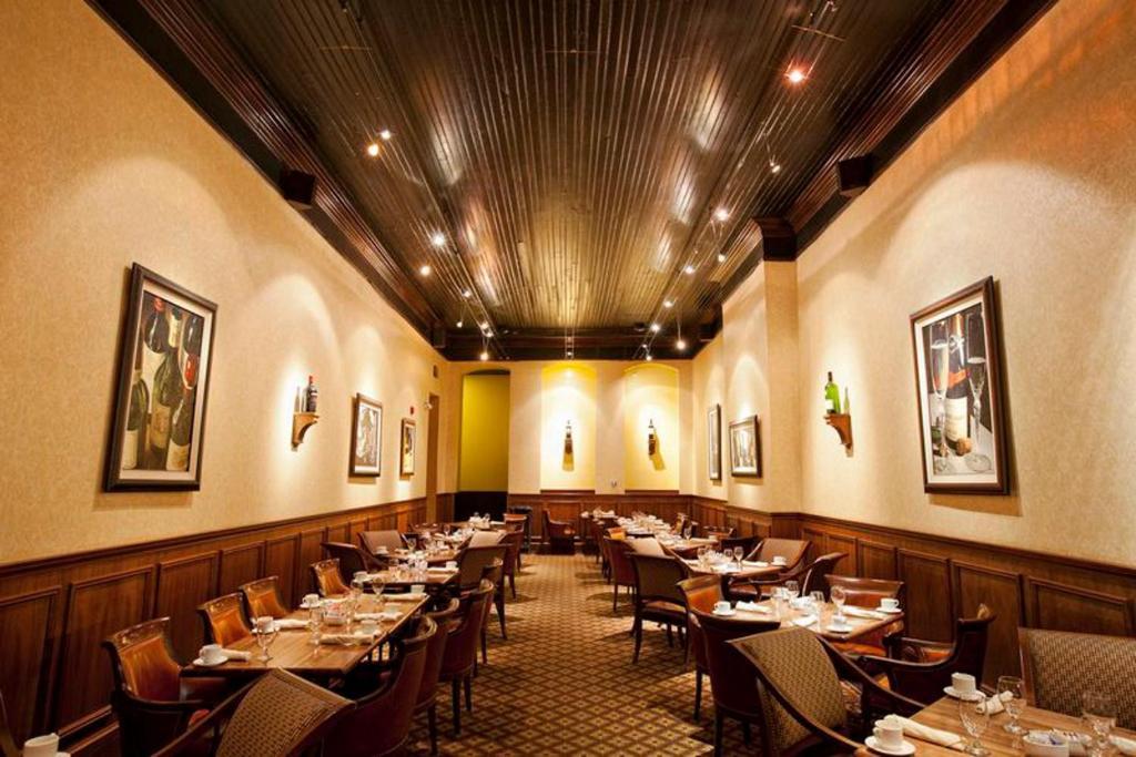 Blennerhassett Hotel Restaurant Parkersburg Wv