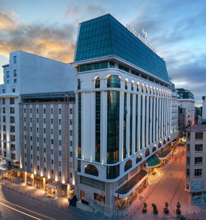 Elite World Istanbul Hotel
