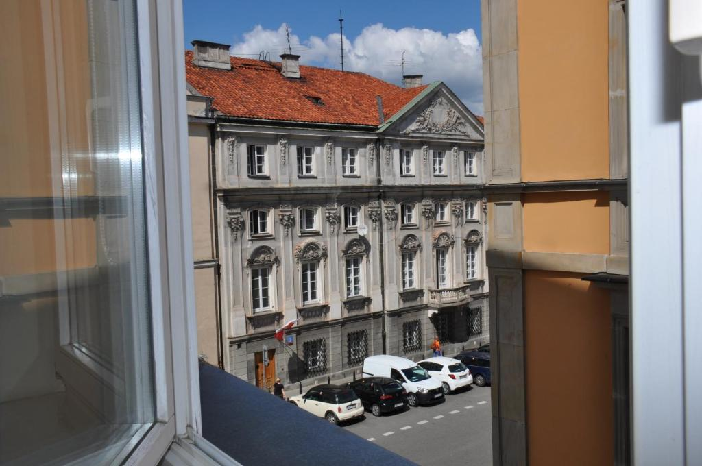 Stare Miasto - Trębacka