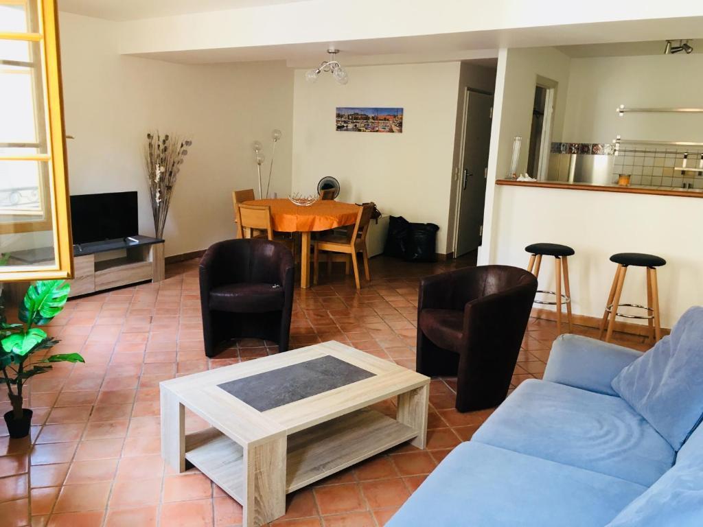 Appartement coeur du vieux Nice