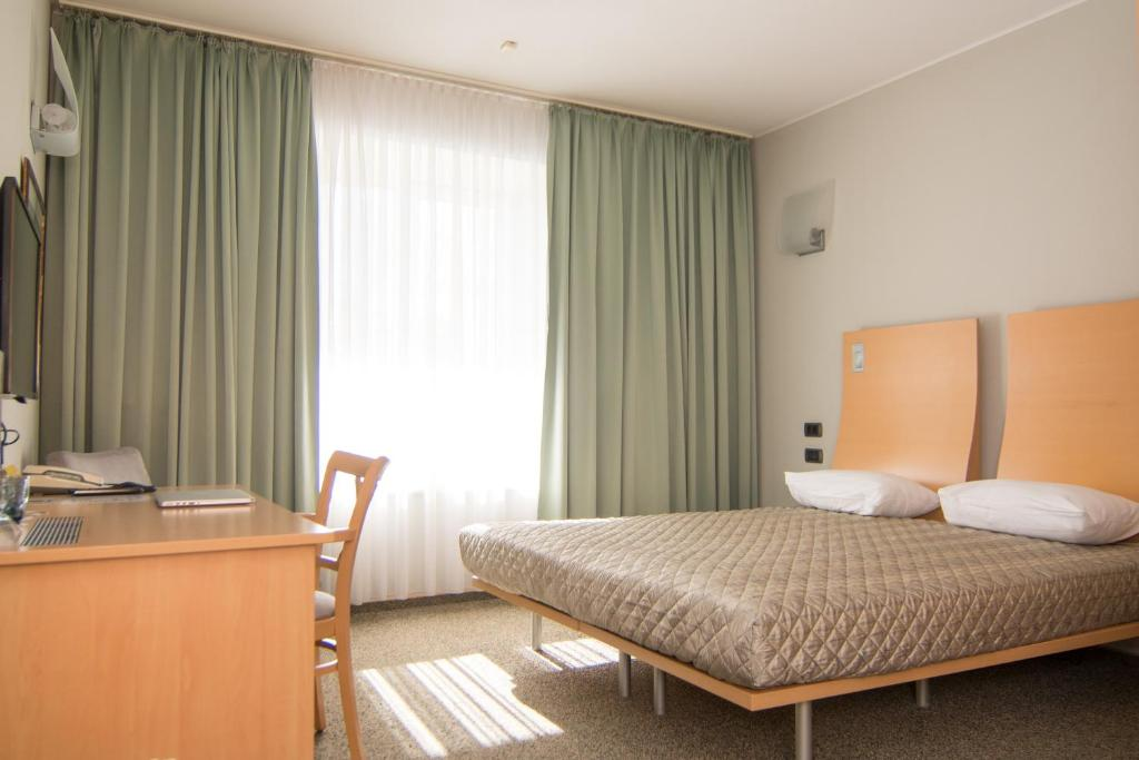 Comfort Double or Twin Room Hotel Eva